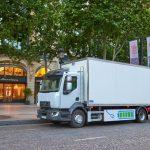 COP21 : Renault Trucks présentera deux modèles « propres »