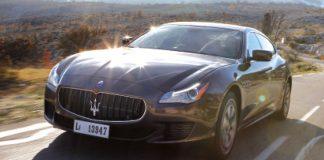 Essai flash >> Maserati Quattroporte Diesel : prestige à l'italienne