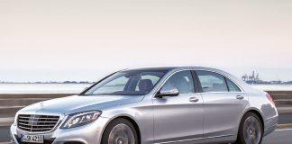 Essai flash >> Mercedes Classe S 300 h : un luxe raisonnable