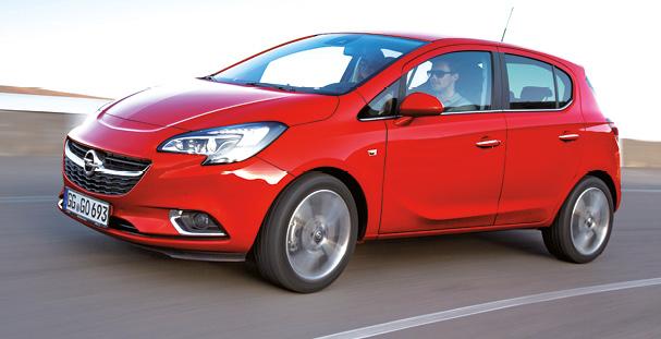 Opel Corsa Affaires
