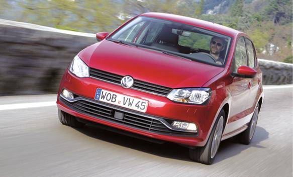 Volkswagen Polo Société