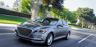 Genesis : surprenante et séduisante limousine