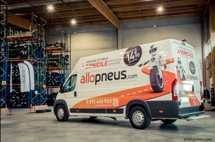 ALD officialise son partenariat avec Allopneus