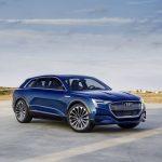 Audi annonce son SUV 100 % électrique pour 2018