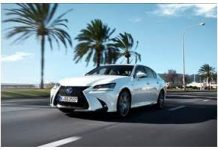 Deux déclinaisons hybrides pour la GS 2016 de Lexus