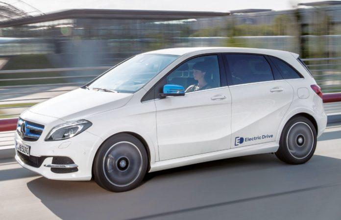Essai flash >> Mercedes Classe B Electric : bonne pioche !