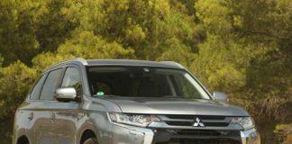 Mitsubishi Outlander PHEV : bain de jouvence