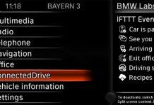 BMW : voiture intelligente et services personnalisés