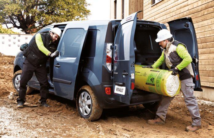 Essai flash >> Renault Kangoo Z.E. : bonne surprise !