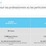 Avec Belib', Paris s'offre un réseau de bornes universelles