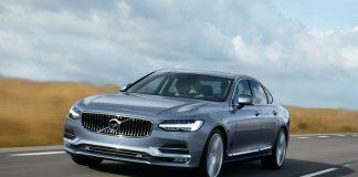 Detroit révèle la S90 de Volvo et ses tarifs