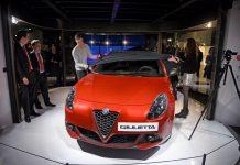 Alfa Romeo Giulietta : un air de famille
