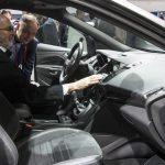 Le Ford Kuga restylé entre en piste à Barcelone