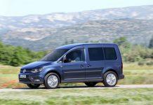 Volkswagen Caddy TGI : première mondiale à Genève