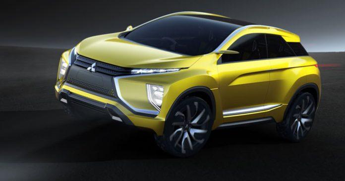 Mitsubishi devance Genève