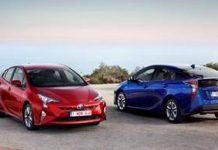 Toyota Prius : les gammes et tarifs