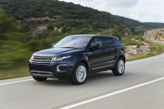 Range Rover Evoque : évolution d'un best-seller