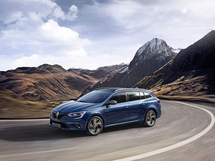 Salon de Genève : Renault présentera la Mégane Estate