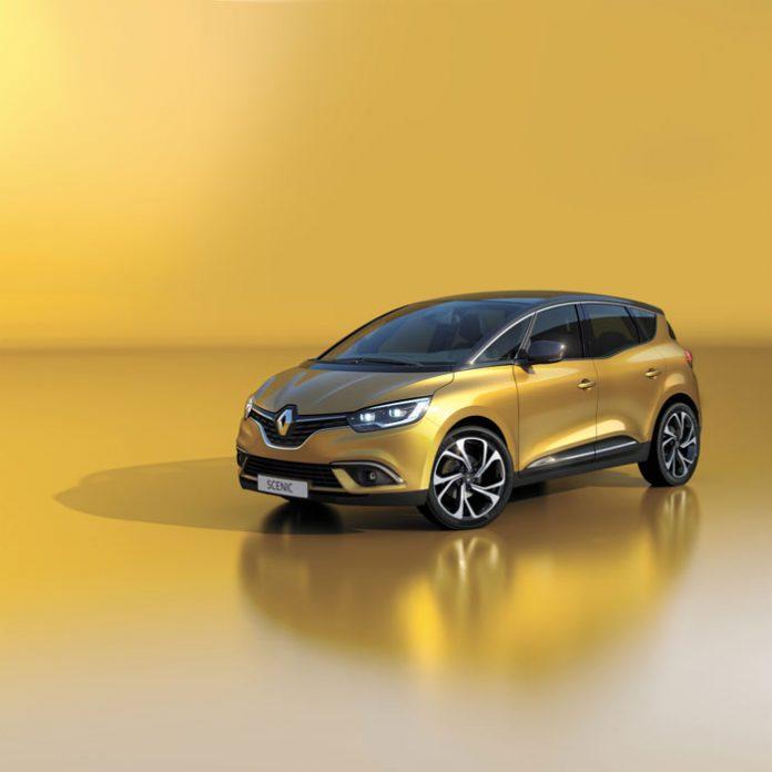Renault Scénic : un teasing avant Genève