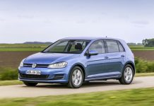 Volkswagen Golf 1.4 TSI Multifuel