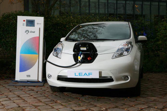 Nissan recharge ses bâtiments à l'électrique