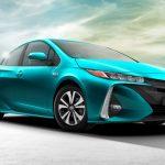 Salon de New York : Toyota dévoile la Prius rechargeable