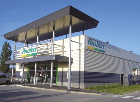 L'enseigne compte 344 centres sur l'ensemble du territoire français. Tous segments confondus, les pneus pèsent 70 % du chiffre d'affaires alors que 20 % sont mobilisés par les révisions.