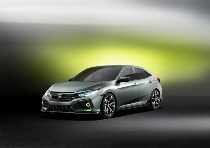 Genève 2016 : Honda présente sa dixième Civic