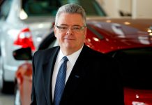 Bertrand Lessard nommé directeur général de Ford France