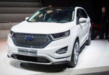 À Genève, Ford dévoile ses finitions Vignale