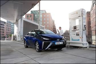 Toyota annonce la fin des essais routiers de la Mirai