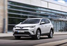 Toyota RAV4 : passage à l'hybride