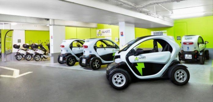 Indigo s'offre l'opérateur de mobilité électrique Wattmobile