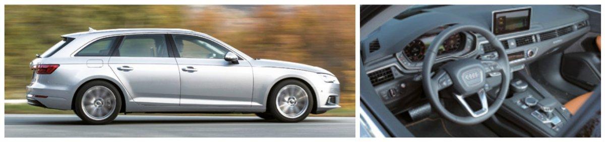 L'offre diesel de l'Audi A4 en Business Line gravite autour du 2.0 TDI en 150 ou 190 ch ;  la première configuration revendique un  surprenant 95 g en ultra. La version Avant  ne se montre guère plus gourmande.