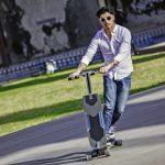 Pékin 2016 : Audi imagine la mobilité urbaine du futur