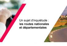 Sécurité Routière : les comportements s'améliorent, pas les routes