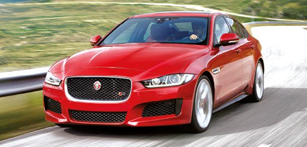 Avec une homologation à 99 g pour son 2.0 E-Performance de 163 ch, la Jaguar XE sait se soumettre aux desideratas des sociétés (à partir de 37 000 euros). Notons que sa variante à 180 ch se négocie à un tarif identique.