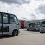 À Civaux, le véhicule autonome est une réalité