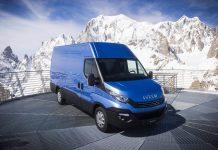 Iveco présente le Nouveau Daily Euro 6