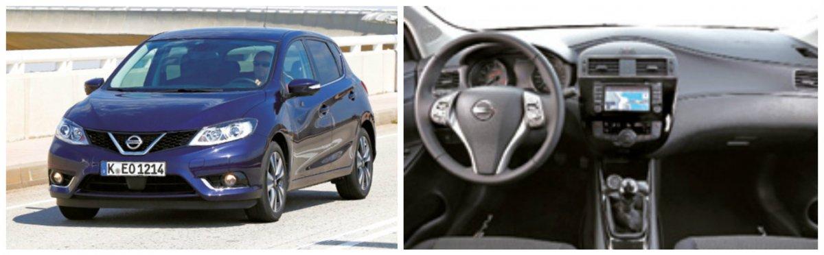 Chez Nissan, la Pulsar offre une réelle attractivité sous couvert d'une ligne plutôt discrète. Une combinaison gagnante en entreprise, d'autant que le dCi 110 convient parfaitement (94 g) en Business Edition.