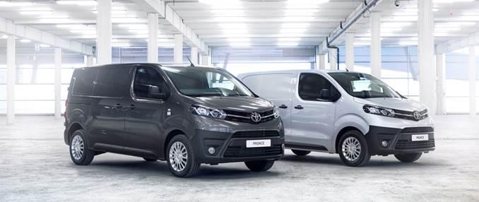 Toyota dévoile le Proace