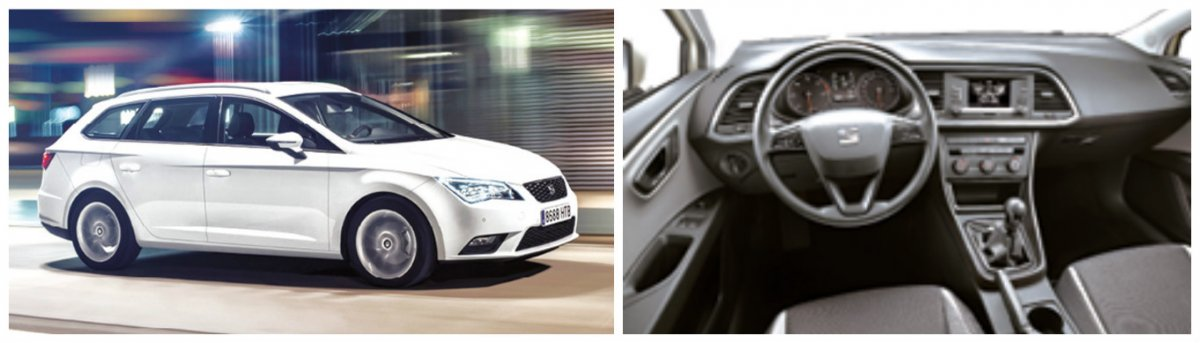 En Style Business, la Leon de Seat se décline en 3, 5 portes ou break (ST). Le très efficient 1.6 TDI 110 Ecomotive à 89 g reste l'apanage de la 5 portes ; les autres carrosseries profitent du 1.6 TDI 110 et du 2.0 TDI 150.