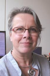 Sylvie Morello, responsable de la Mission interministérielle pour la gestion du parc automobile de l'État