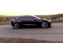 La Tesla Model 3 dévoilée