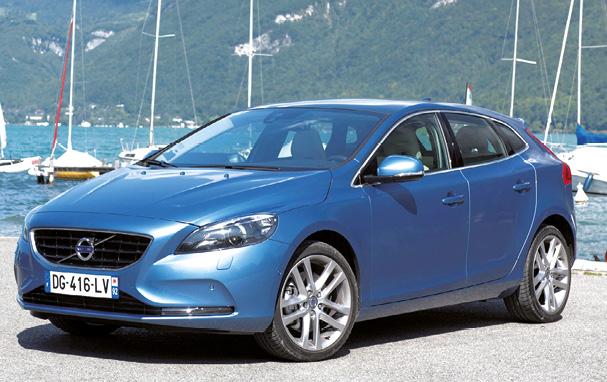 Avec la Volvo V40, le record des émissions est à attribuer au nouveau D2 de 120 ch enregistré à 82 g (à partir de 25 360 euros). Une sobriété exemplaire et une douceur des tarifs qui font pardonner un coffre un peu chiche (335 l).