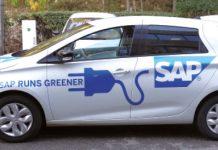 SAP Labs France : le véhicule électrique sur mesure
