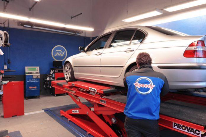 Bridgestone rachète Speedy