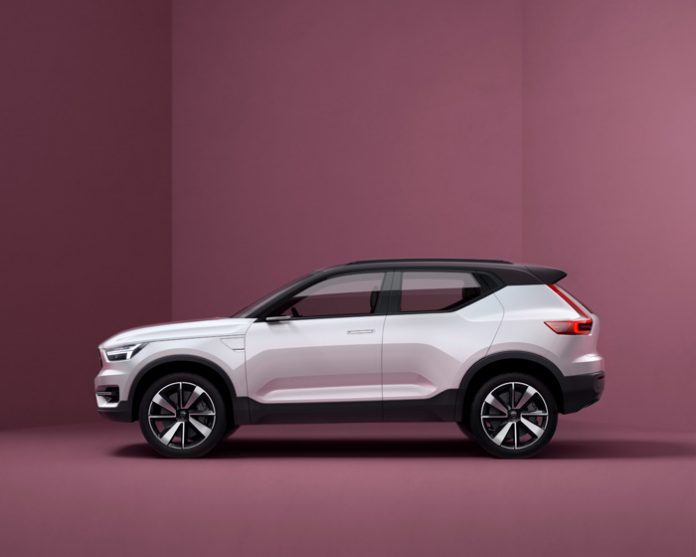Volvo dévoile le futur de sa gamme compacte