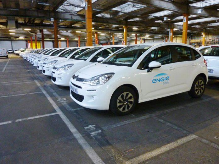 Citroën livre 291 véhicules à Engie Cofely