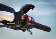Un système d'appel d'urgence sur les motos BMW